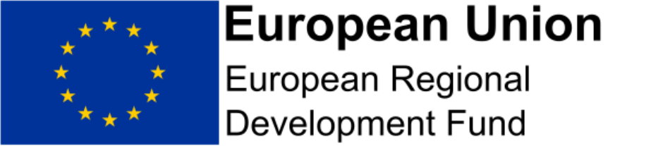 EU ERDF logo