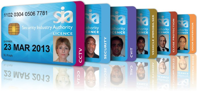 Sia Licence Training Courses Uploaded Vistech Security